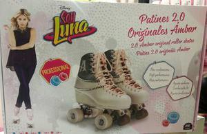 Patines Soy Luna Ambar Soy Luna Originales Disney