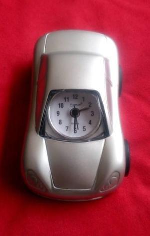 Reloj Escritorio en Forma de Porsche de Coleccion