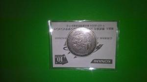 Yu-gi-oh 5d's Sonic Chick 10th Anniversary Promo Moneda