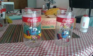 vasos coca-cola