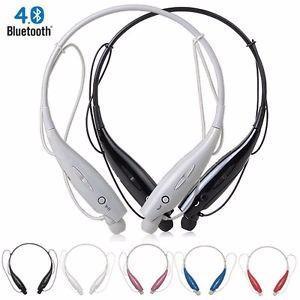 Audifonos Bluetooth Recargables