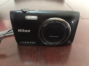 Camara Nikon Coolpix S Mp Envio Gratis