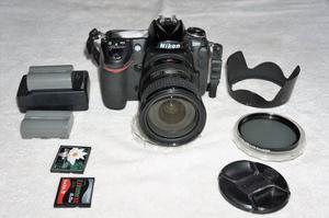 Camara Nikon D Mp Con Lente