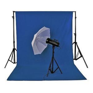 Fondo Pantalla Azul Chromakey Para Estudio Fotográfico