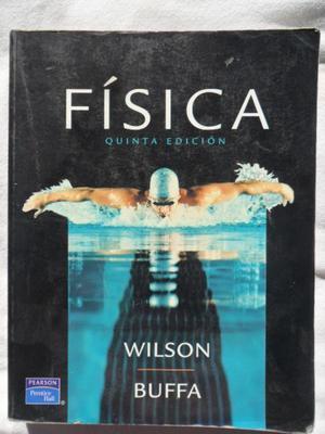Libro de Texto Física Wilson/Buffa