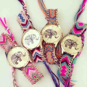 Lote 9 Pz Reloj Relojes Vintage Diseños, Mayoreo, Proveedor