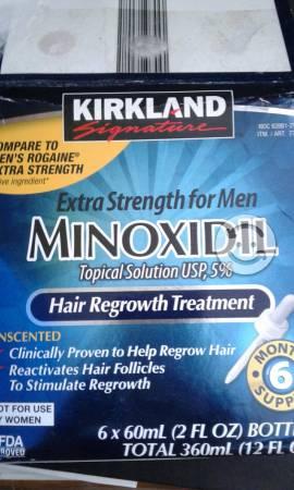 Minoxidil- 2 frascos