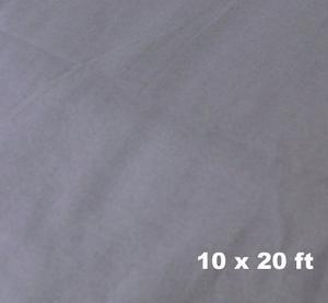 Muselina Telón Fondo Gris Sin Fisuras Cowboystudio 3 X 6