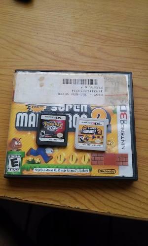 New Super Mario Bros 2 Y Pokemon Pearl