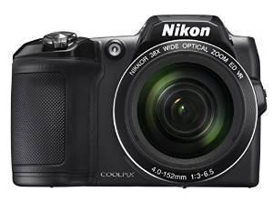 Nikon Coolpix L840 Digital Con 38x De Zoom Óptico Y