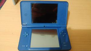 Nintendo Dsi Xl Azul Con Cargador