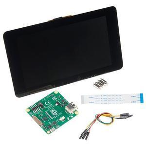 Pantalla Lcd Touch Para Raspberry Pi 3 Robotica Electronica