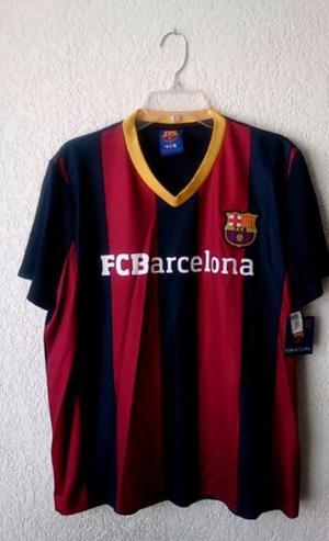 Playera Barcelona FCB Talla Extra Grande XL Nueva Original