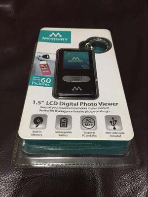 Portaretratos Digital Portable