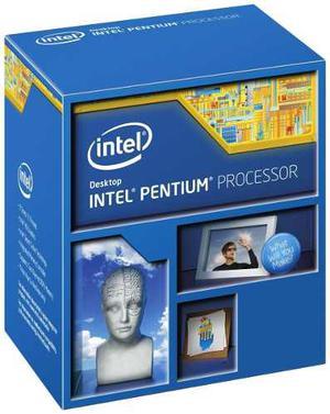 Procesador Intel Pentium G Ghz Lga  Bxg342
