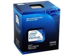 Procesador Pentium Inside E