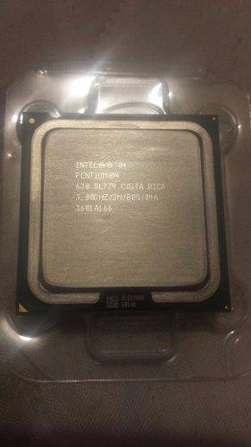 Procesador Pentium ghz Intel Socket 775 Envío Gratis
