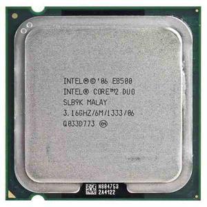 Procesador S775 Core 2 Duo 3.1ghz Emhz Envio Gratis