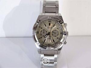 Reloj guess acero inoxidable con cronografo,origin