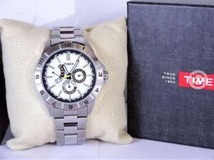 Reloj timex retrograde nuevo y original con fechad
