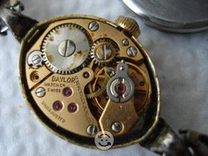 Relojes baylor y seiko antiguos de cuerda mujer