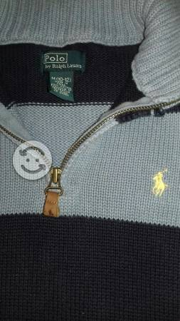 Suéter Polo Ralph Lauren de niño talla 10