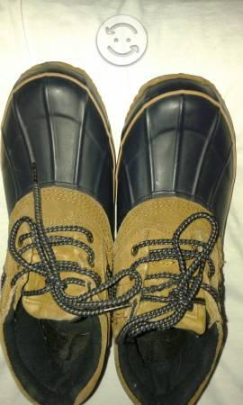 Zapato para lluvia