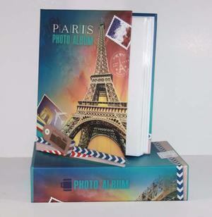 Álbum Fotográfico 4x6 (10x15cm) Para 96 Fotos (país)