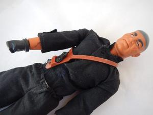 Boris Cráneo De Acero / James Bond 007 Big Jim Mattel