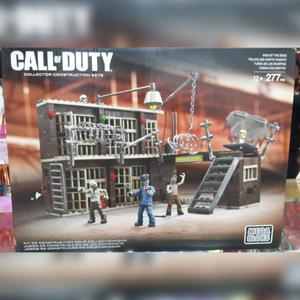 Call of duty set de construccion