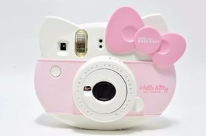 Camara Instantanea Fujifilm Instax Hello Kitty