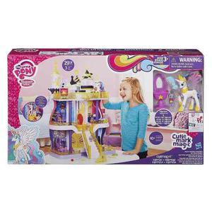 Castillo Mágico Grande My Little Pony Princesa Muñecas