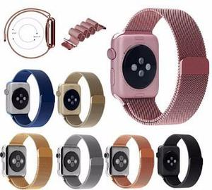 Extensible Correa Malla Milanese Apple Watch 42mm 38mm +mica