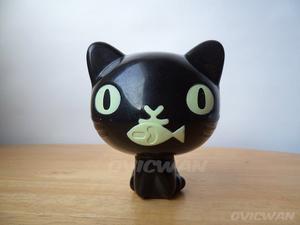 Figura Gato Mio 8.5 Cm Pucca Gato Ninja De Garu Ca18