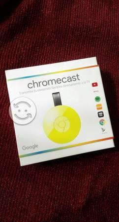 Google chromecast (nuevo)