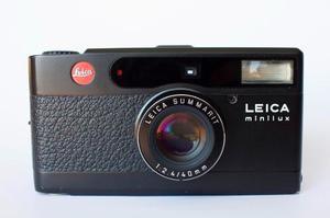 Leica Minilux mm Summarit