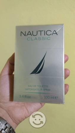 Locion Nautica 100 ml Caballero