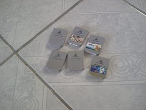 Memoria Japonesa 100%original Para Playstation 1