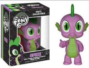 My Little Pony Spike Figura Coleccionable De Vinyl