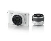 Nikon 1 J Mp Hd Digital Camera System With 10mm And 10