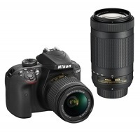 Nikon D Dslr Camera With Af P Dx Nikkor mm F