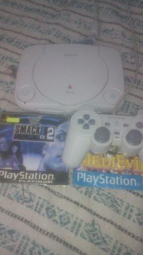 Playstation One En Buen Estado