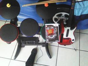 Se vende Guitar Hero ideal para el día del niño