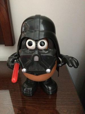 Señor cara de papa edición Darth Vader Star Wars