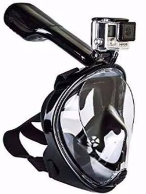 Snorkel Mascara Con Soporte Universal Para Gopro Sj