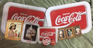Antigüedades de Coca Cola