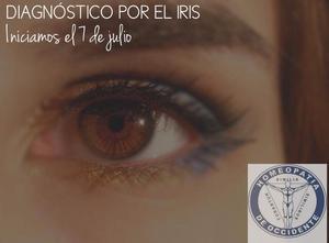 Curso de Diagnóstico por el Iris (Iridología)