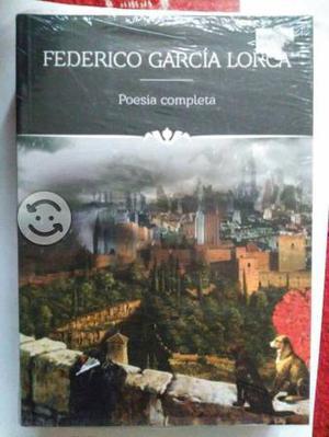 Federico García Lorca Poesía Completa nuevo