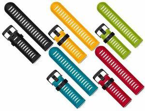 Garmin Extensible Para Fenix 3 En Color Negro, Rojo, Verde Y