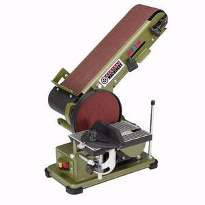 Lijadora De Banda Y Disco 3/4 Hp 4 X 36 Central Machinery